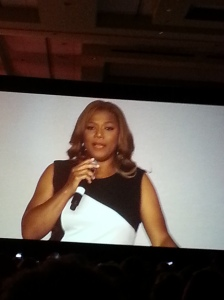 Queen Latifah!